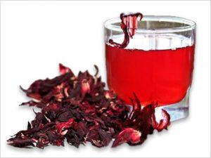 вкусный чай каркаде