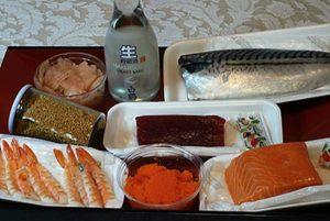 продукты для суши