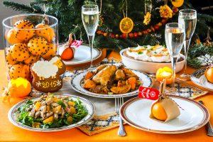 Новогодний стол 2016 года рецепты