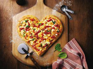 Необычный рецепт пиццы для новогоднего торжества
