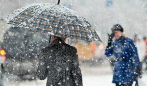 новогодняя погода в Москве
