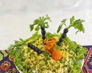 салат макака