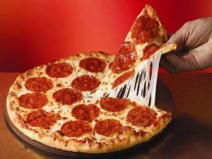 Пицца на сковороде за 10 минут