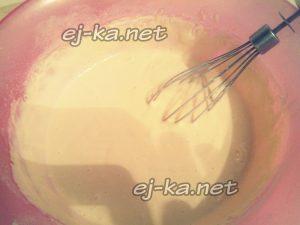 готовое тесто для пышных оладий на кефире