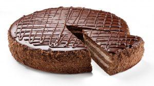 Пирог «Зебра», пошагово