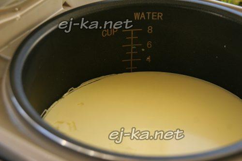 Время приготовления домашнего  йогурта в мультиварке – 6-10 часов