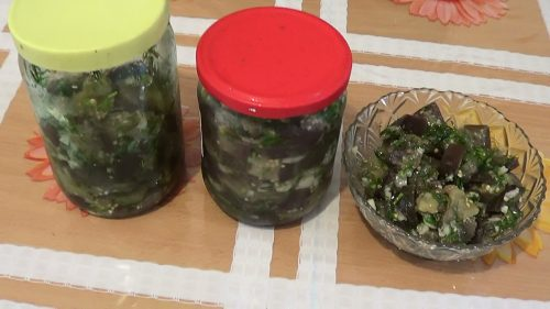 Баклажаны как грибы быстро и вкусно рецепт