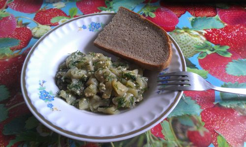 Баклажаны как грибы быстро и вкусно