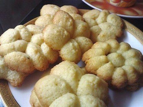 печенье на основе майонеза