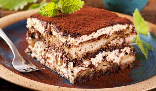 Торт «Тирамису» пошагово дома