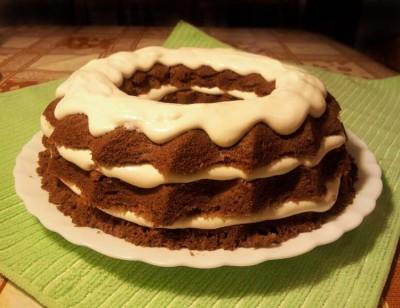 Торт в микроволновке за 5 минут как готовить