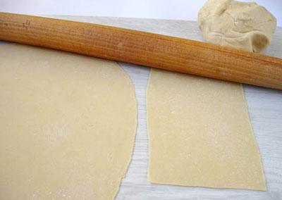 Тесто для лазаньи в домашних условиях