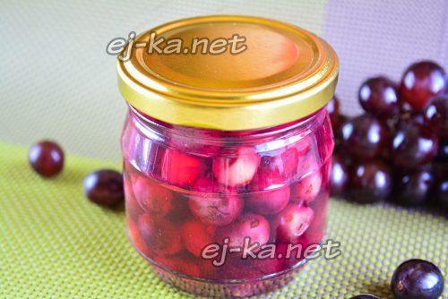 Варенье из винограда на зиму