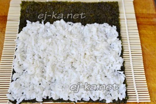 выложить на нори рис