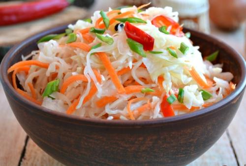Маринад для капусты — 10 рецептов приготовления