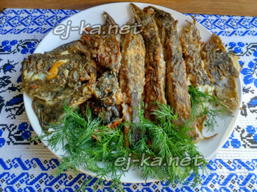 Камбала жареная на сковороде, рецепт с фото пошагово