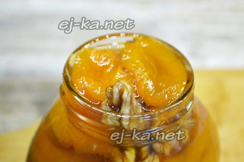 Варка варенья из абрикосов