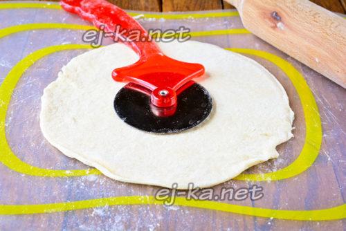 Формирование пирожка