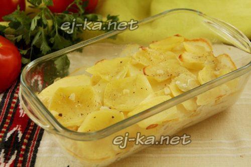 Картофель почти готов