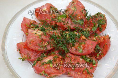 острые помидорки