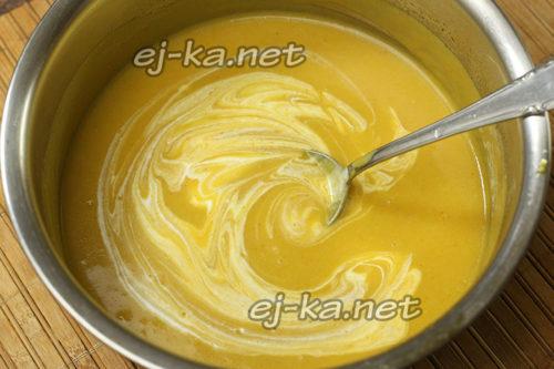 пюрируем суп