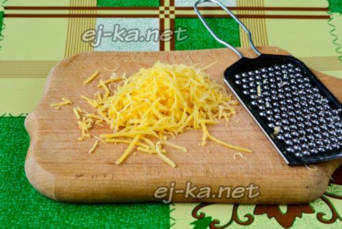 Измельчим сыр