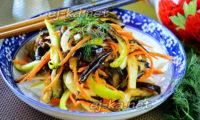 Самое вкусное хе из баклажан по-корейски