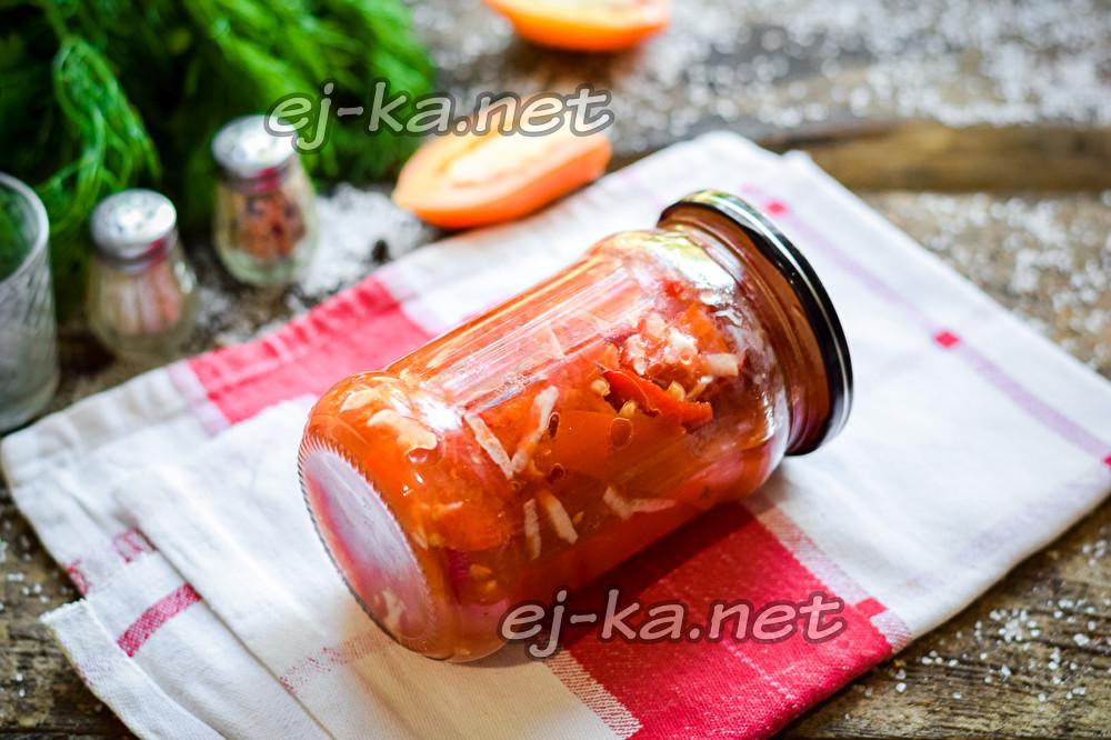 Как приготовить лечо из перца и помидоров на зиму