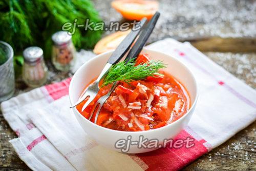 Как приготовить лечо из перца и помидоров на зиму: простой рецепт
