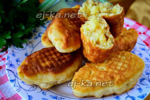 готовые пирожки с начинкой