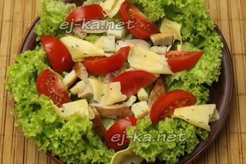 выкладка на листья ингредиенты