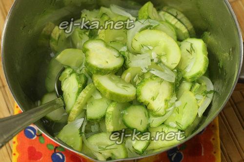 Варим салат
