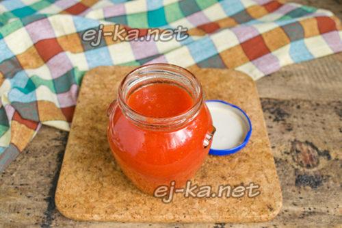 готовая паста из помидор