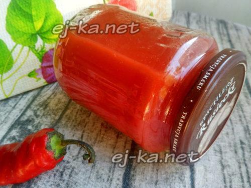 вкусный томатный сок