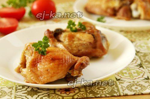 готовые куриные бедрышки