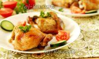 Куриные бедра с хрустящей корочкой