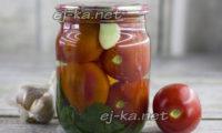 болгарские помидоры на зиму