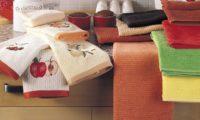 Как отбелить кухонные полотенца в домашних условиях без кипячения