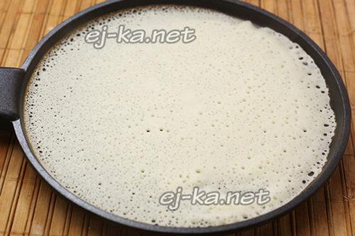 испечь тесто