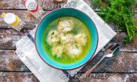 Фрикадельки для супа