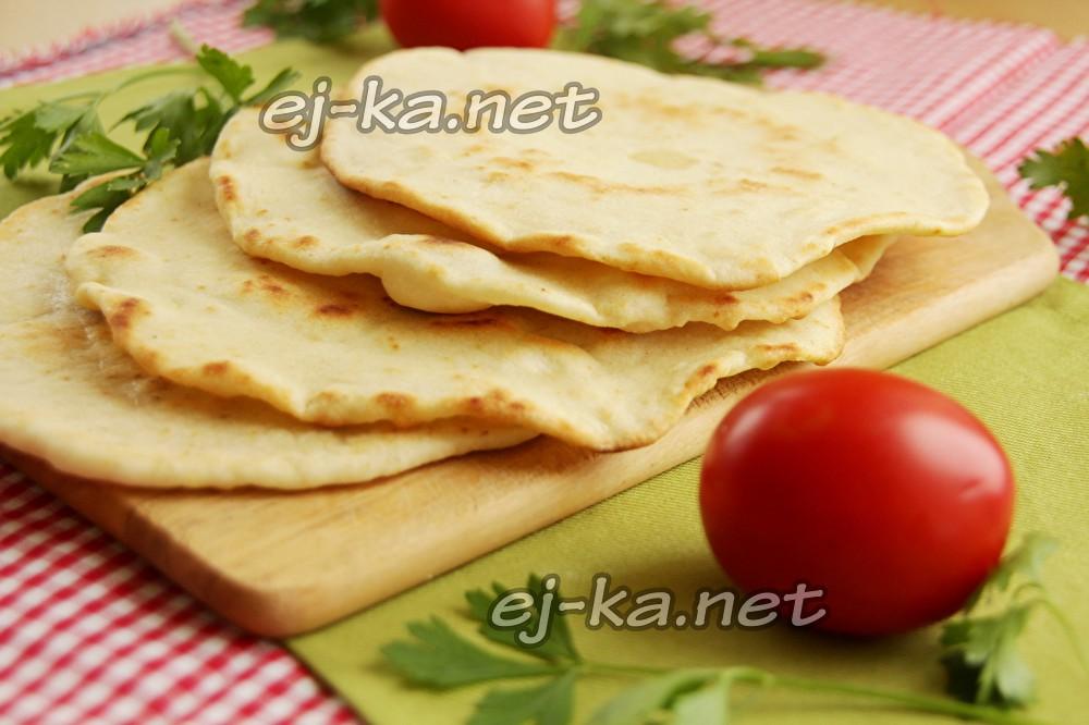 хлебная лепешка