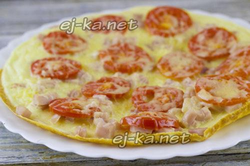 пицца готова
