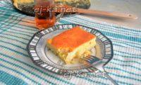 Пирог с капустой заливной