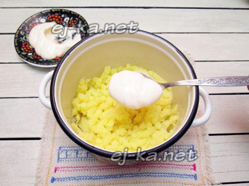 добавление сыра