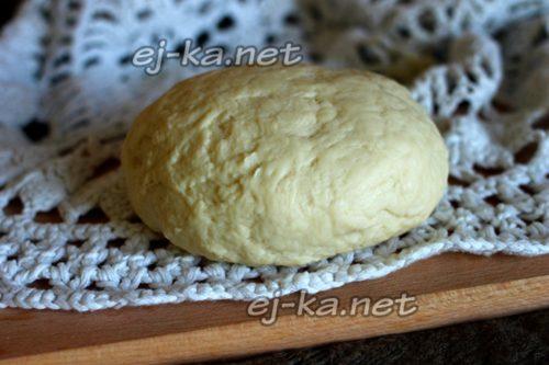 тесто для вареников готово
