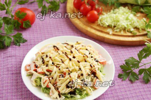 Салат на каждый день вкусно и быстро