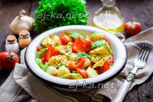 приправить салат
