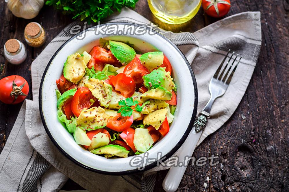 """салат """"Гармония вкуса"""""""