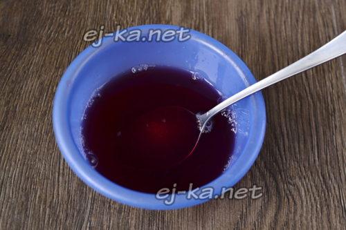 добавить сок
