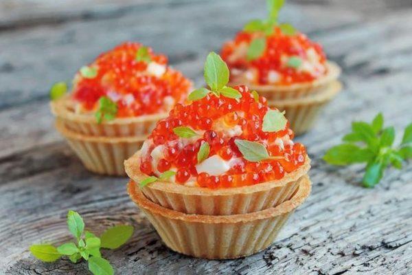 Салат «Красно солнышко»